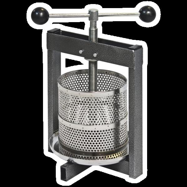 Соковыжималка-пресс ручная СВР‐01М, загрузка 5 литров