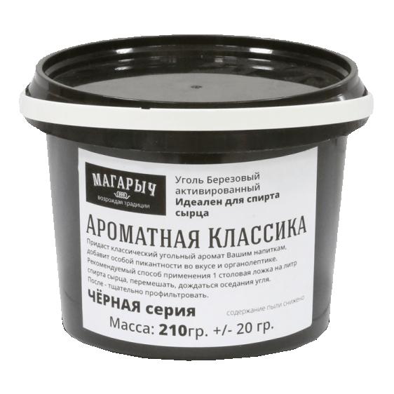 Активированный уголь БАУ-А 210 гр. в ведерке