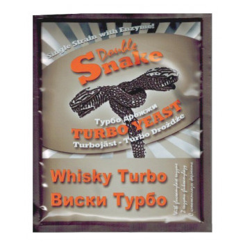 Дрожжи для виски Double Snake Turbo Yeast Whisky
