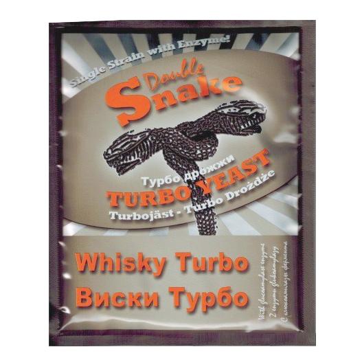 Дрожжи для виски Double Snake Turbo Yeast Whisky