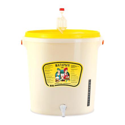 Пластиковая пивоварня-ферментер 32 л