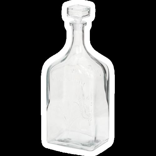 Стеклянная бутылка Графин 3 л Магарыч