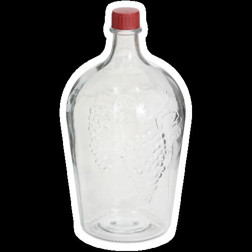 Стеклянная бутылка Бутыль Ровоам 4.5 л
