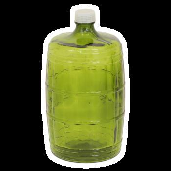 Стеклянный бутыль Казацкий 10 л