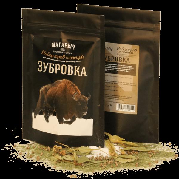 Травы и специи МАГАРЫЧ «Зубровка»