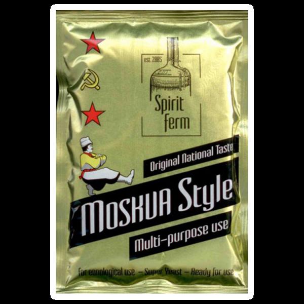 Спиртовые турбо дрожжи Spirit Ferm Moskva Style 145 г.
