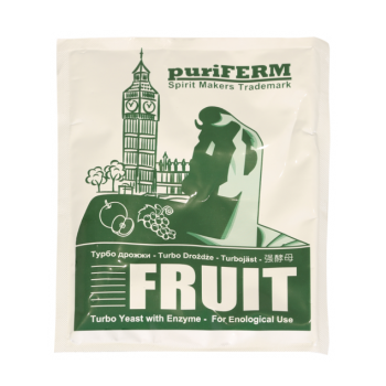 Турбо дрожжи Puriferm Fruit turbo