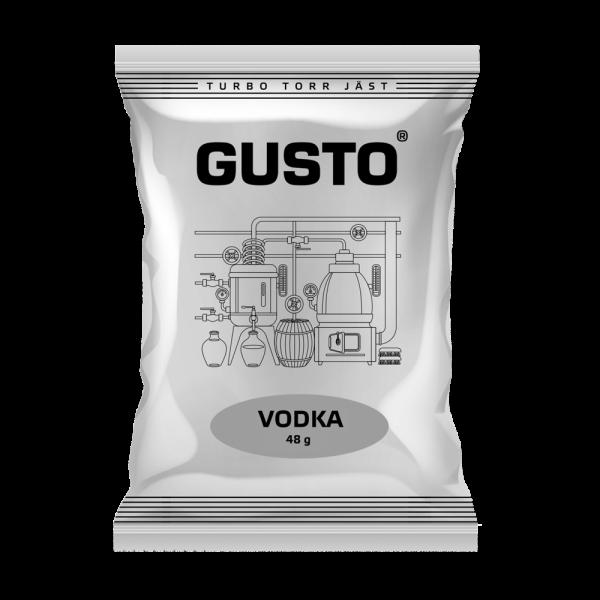 Спиртовые дрожжи Gusto Vodka 48 грамм