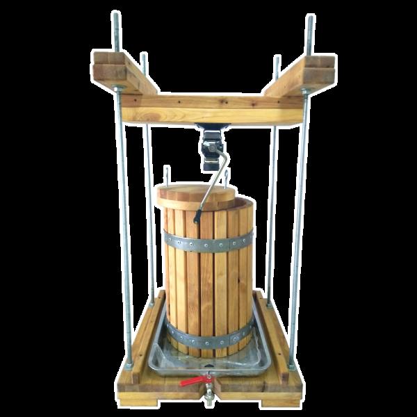 Пресс/Соковыжималка ручного изготовления