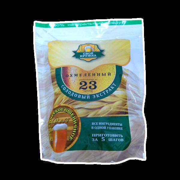 Пивной концентрат Пшеничный классический охмеленной «Своя Кружка»