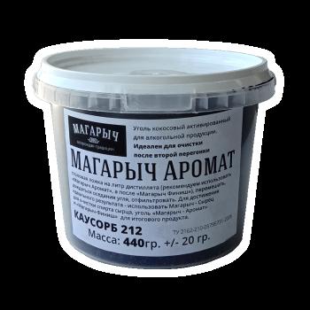 Уголь кокосовый Магарыч Аромат 400 гр.